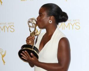 Uzo Aduba and 'Orange is the New Black' Snag Creative Arts Emmys.