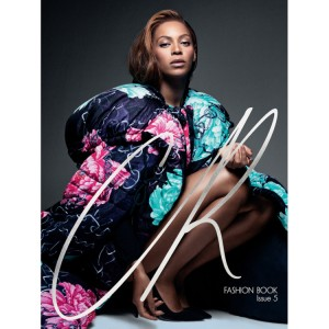 Beyonce Goes Avant-Garde For CR Fashion Book. by Pierre Debusschere.