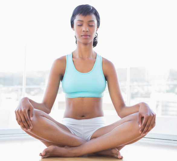 Black Women Exercise, Black Women Yoga