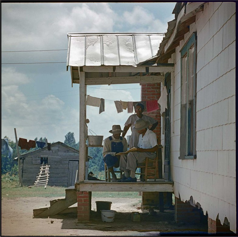 Segregation Story Gordon Parks, African-American Photographers
