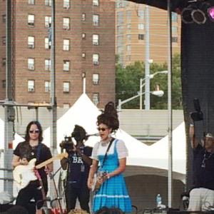 Your Morning Mix.  Valerie June. Alice Smith. Tecla.  Afropunk Fest 2014..