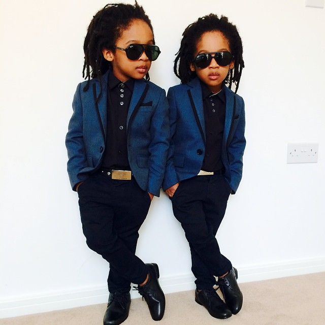 These Adorable Twins Are Instagram S Newest Style Stars