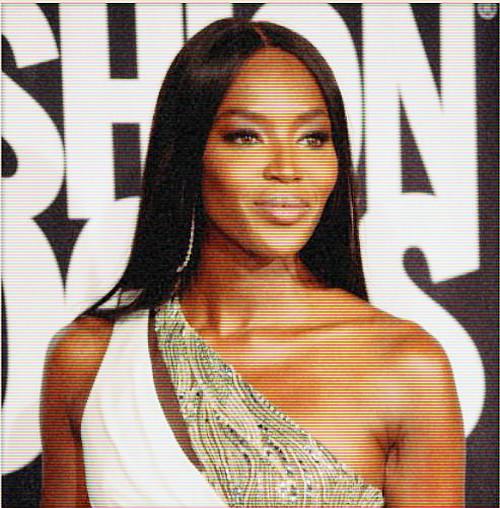 Naomi Campbell, Black fashion Models