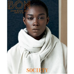 Editorials.  Betty Adewole.  Bon Magazine FW 2014. by Johan Sandberg.