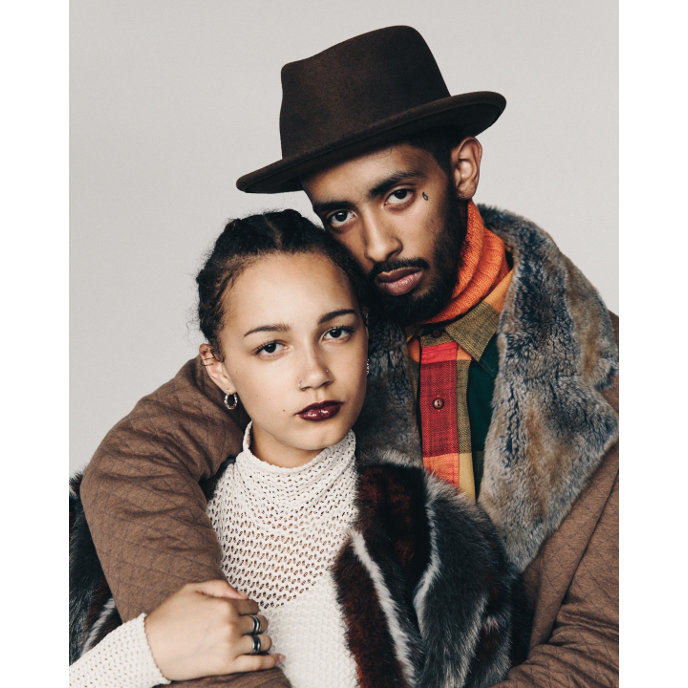 Editorials. The Fader. Fall Fashion Is All About Mixing Textures and Patterns. by Ben Grieme.
