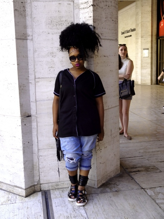 Black Fashion, Black Street Style, African-American Street Style