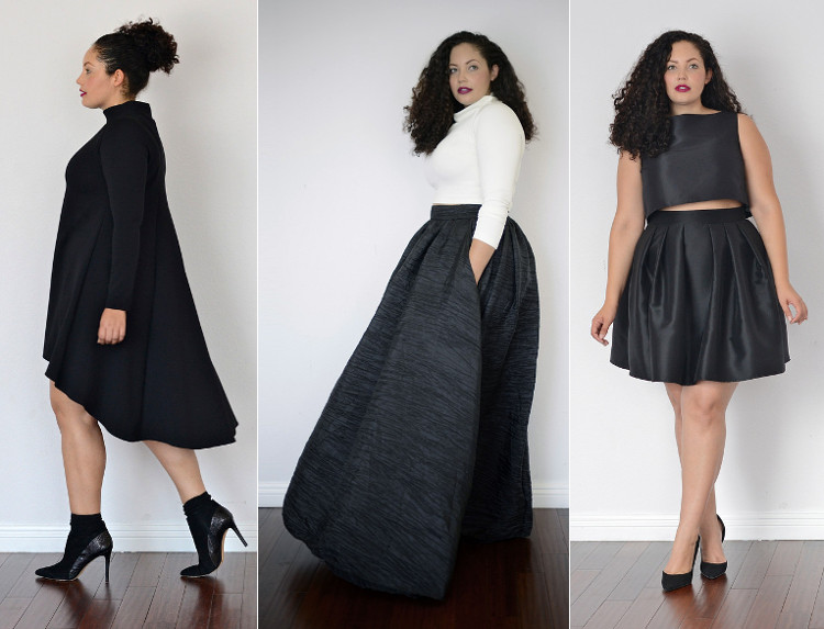 shop it. girl with curves. the cool plus-size fashion line brought