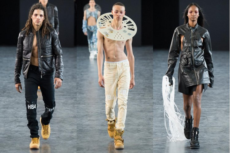 Hood by Air, Black fashion Designers