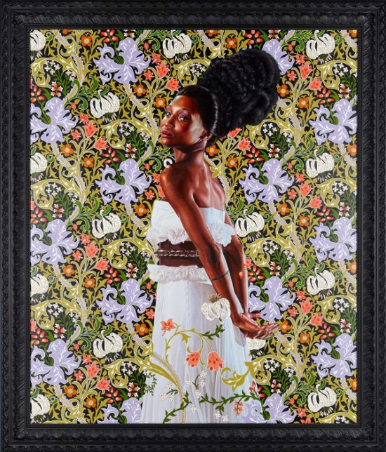 Watch Now. Kehinde Wiley: An Economy of Grace. Fashion. Art. Portraits.