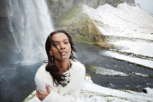 Ads. Liya Kebede for Monique Pean by Ryan Mcginley.
