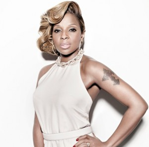 New Music From Mary J. Blige.  Therapy.  Whole Damn Year.