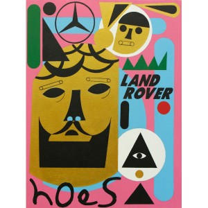 Art. Nina Chanel Abney. Enviroments. Art. Hip-hop.