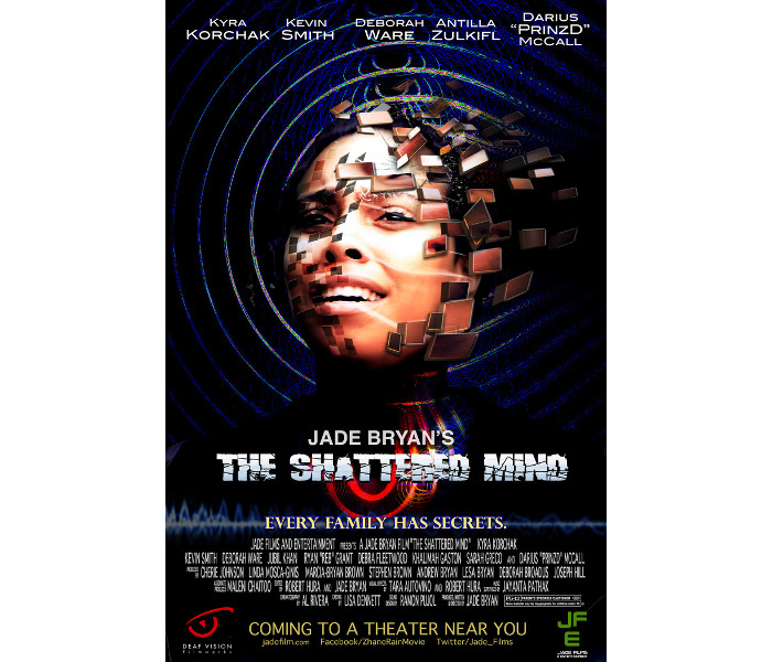 The Shattered Mind, Black Deaf Culture, Jade Bryan