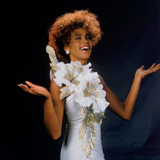 Whitney Houston, Dirck Halstead
