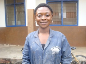 Winifred Selby Is Helping Ghana Go Green With Bamboo Bikes.