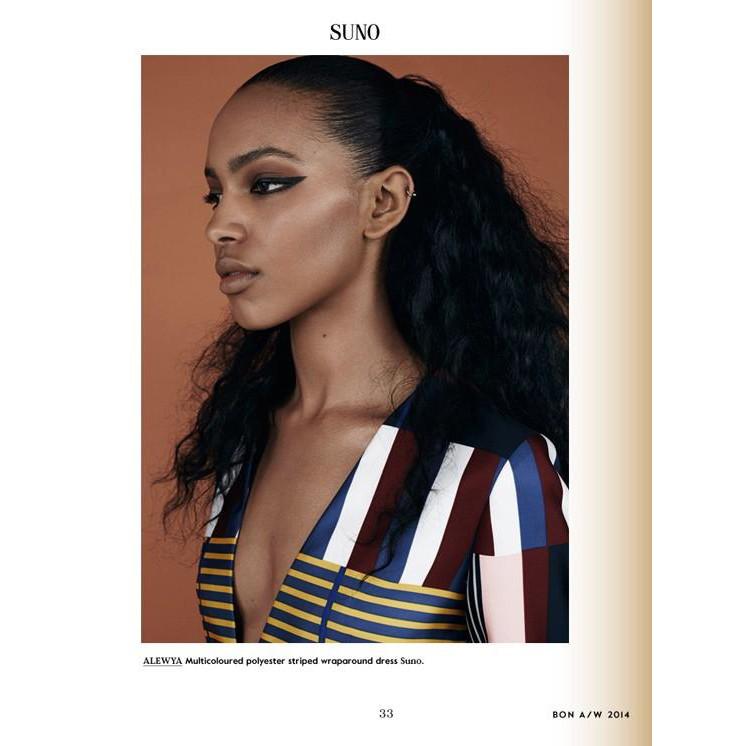 Alewya Demmisse, Bon Magazine