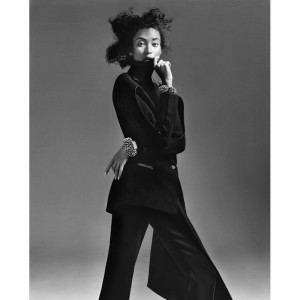 Editorials.  Anais Mali.  Heroine Magazine. by Paul Maffi.