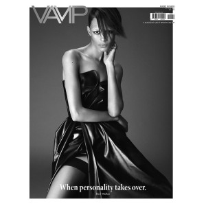 Editorials.  Binx Walton.  Vamp Magazine. by Txema Yeste.