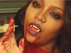 7 Halloween Make-up Tutorials For Dark Skin.