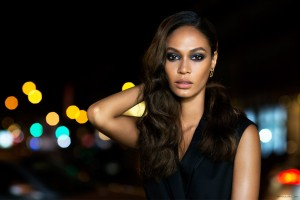Beauty.  Joan Smalls For Estée Lauder by Garance Doré.