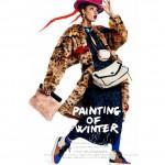 Editorials.  Joan Smalls. Vogue Japan December 2014.  by Giampaolo Sgura.