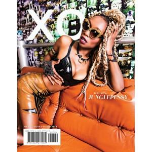 Editorials.  Junglepussy and Dai Burger.  XO Magazine. by Samantha Marble.