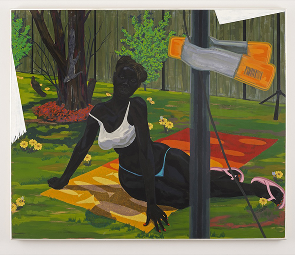Kerry James Marshall Art, African-American Artists, Black Contemporary Artists