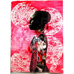 Art. Krista Franklin. Afrofuturism.  Afrosurrealism.