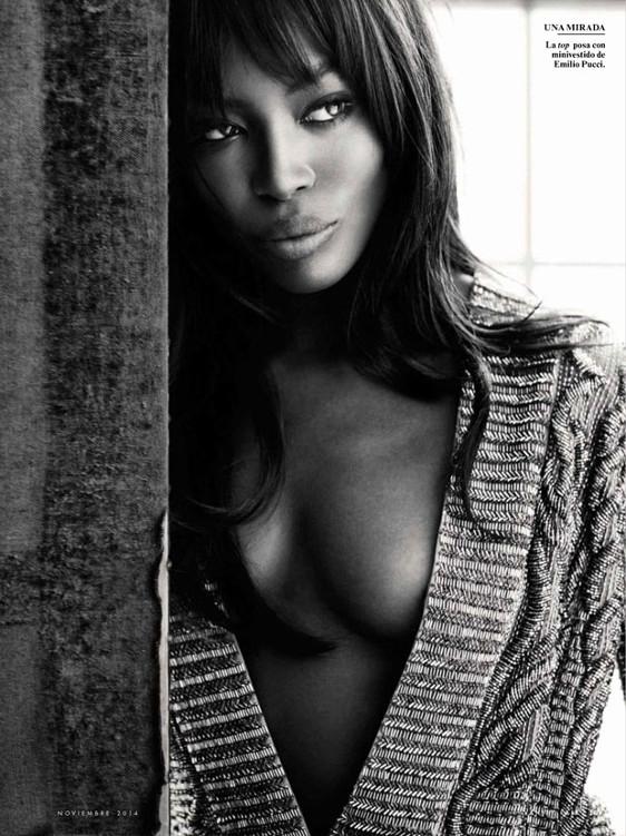 Naomi Campbell, Nico Bustos, Vanity Fair, Black Fashion Models