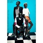 Editorials. Peter Spice, Dennis & Kris. Fucking Young! by Russell Higton.