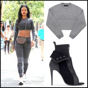 Check Out the ENTIRE Alexander Wang For H&M Collection.