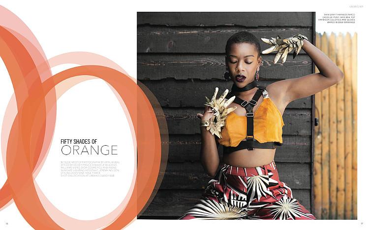 Samira Wiley, Maniac Magazine, April Hubal