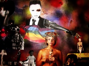 Art.  Soraya Jean-Louis McElroy. Afrofuturism.  Womanism.  Eros.