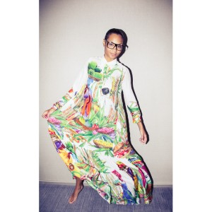 Designer Stella Jean Featured in The Coveteur.