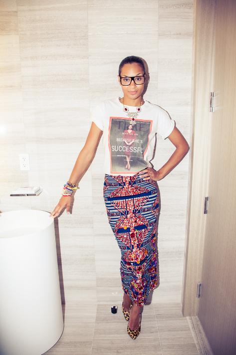Stella Jean, The Coveteur, Black Fashion Designers