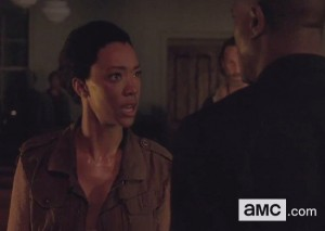 The Walking Dead.  Episode 503 Preview.  'Four Walls and a Roof'.