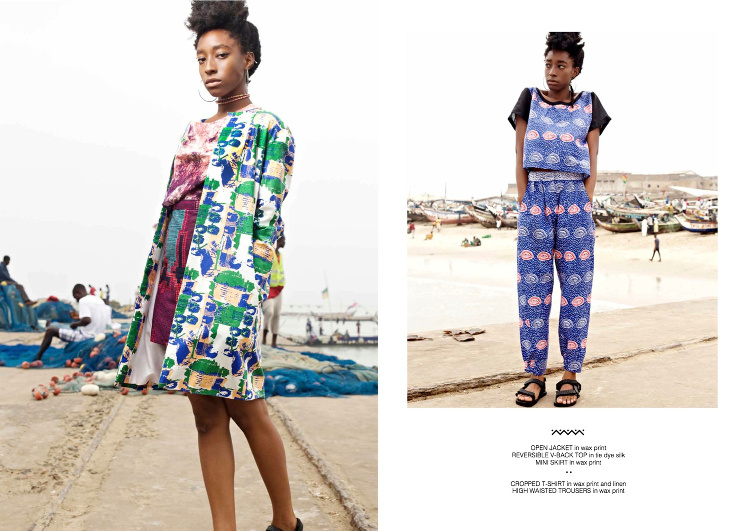 Yevu Ghana Clothing, African Fashion