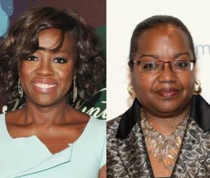 Viola Davis Teams Up With Debra Martin Chase To Produce ABC Drama Inspired by Prosecutor Kym Worthy.
