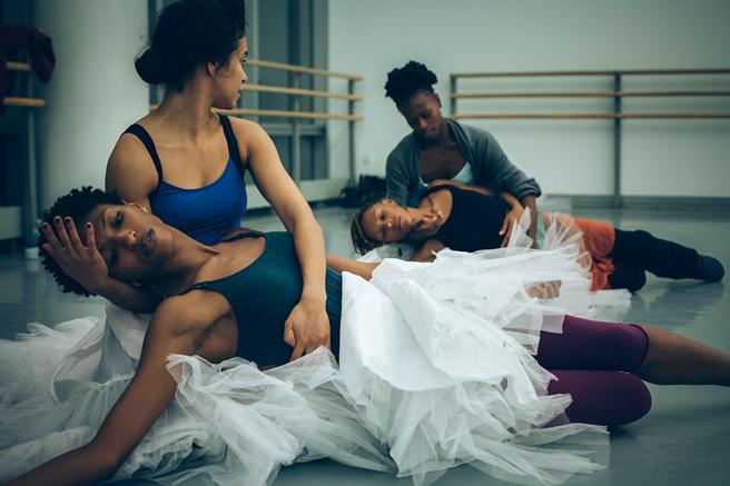 Alvin Ailey, Black Performers, Black Classical Dancers, Morrigan McCarthy