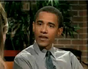 Throwback Thursday. President Obama on A Local Chicago Television Show Back in 2001.