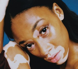 Editorials  Chantelle Winnie. i-D Magazine. by Harry Carr.