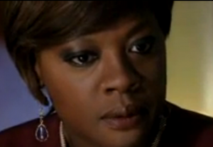 Watch This.  'How to Get Away With Murder' Sneak Peek. Annalise Grills Rebecca.