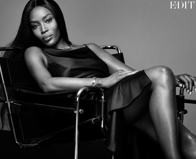 Naomi Campbell, The Edit, Black Fashion Models, Nico