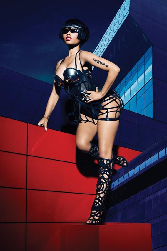 Nicki Minaj, Complex Magazine, Vijat Mohindra