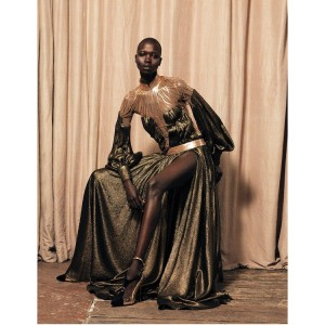 Editorials.  Nykhor Paul. Flaunt Magazine. by Pierre Dal Corso.