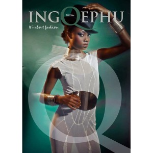 Editorials.  Opeyemi and Aamito Stacie Lagum.  Ingqephu Magazine. by Jurie Potgitier.
