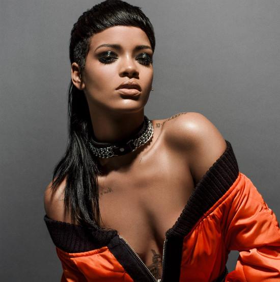 Rihanna 032c