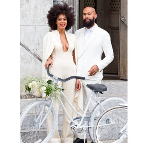 Images.  Solange Weds Alan Ferguson in New Orleans.