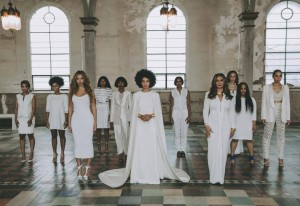 Solange's Iconic Wedding Photos Get Immortalized in Barbie Form.