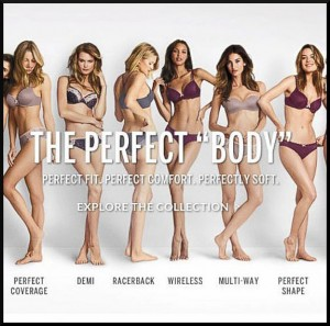 "Thousands Sign Petition Demanding Apology from Victoria's Secret for ""Perfect Body"" Campaign."